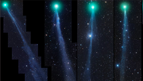 How To Spot Comet Lovejoy Tonight