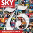 The cover of the November 2016 Sky & Telescope: the 75th anniversary issue.