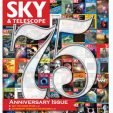 Sky & Telescope's November 2016 cover