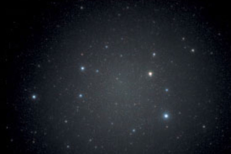 The constellation Leo