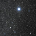 Canis Major with Sirius