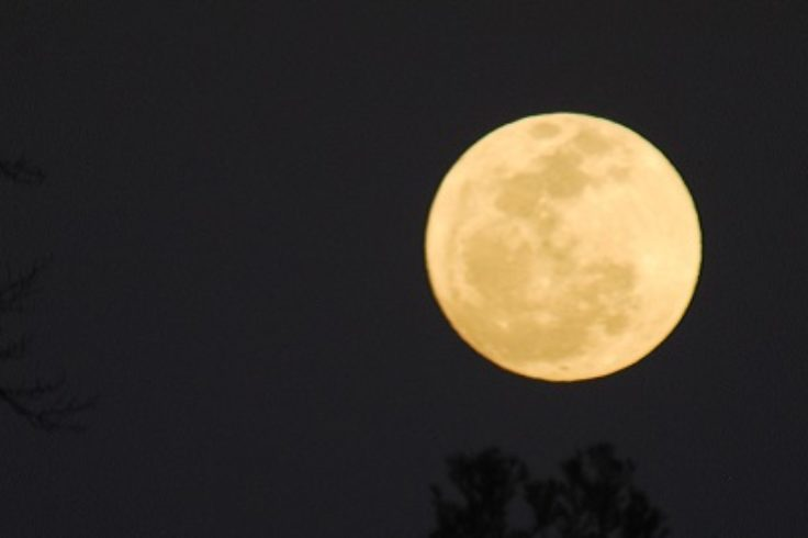 Full Easter Moon