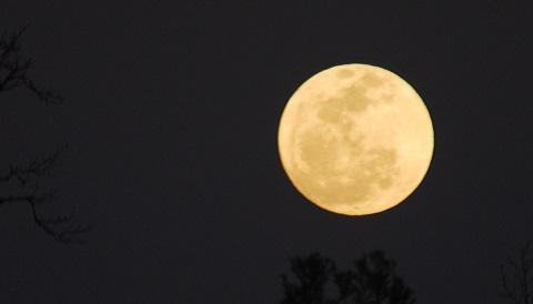 Full Easter Moon