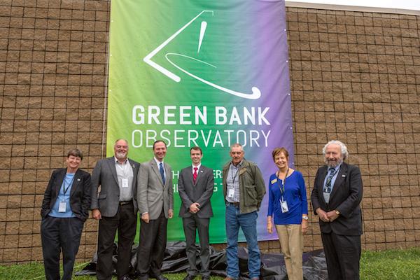 Green Bank Observatory Inauguration