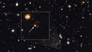 compact star-forming galaxy