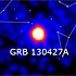 Brilliant gamma-ray burst