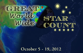 Join the Great World Wide Star Count!