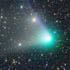 Comet Garradd's two tails