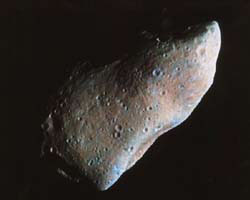 Main-belt asteroid 951 Gaspra