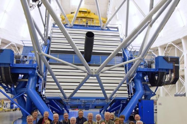 Chile tour with Gemini telescope