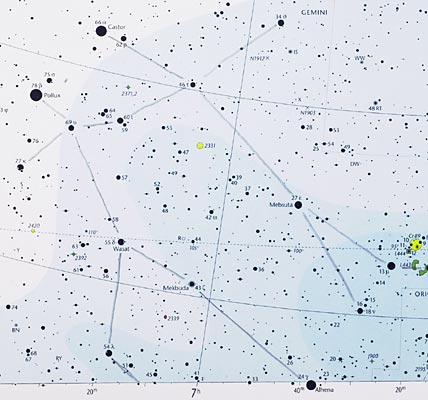 Using A Star Chart at the Telescope