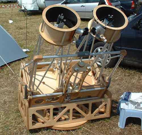 Three Binoculars Part Ii Sky Amp Telescope