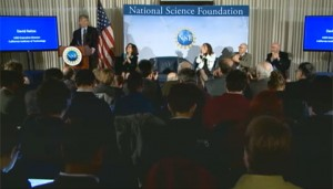Gravitational Waves Announcement