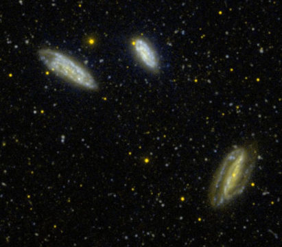 Grus quartet of galaxies
