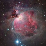 Using a plethora of telescopes and CCD cameras, Robert Gendler assembles wide-field hybrid composites that take advantage of both short- and long-focal-length instruments.  A classic example of a hybrid composite is this view of M42, the Orion Nebula. The author combined images made with his 12.5-inch RC telescope working at f/6 and f/9.