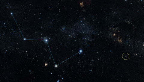 HD 219134 in Cassiopeia