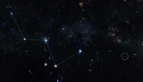 HD 219134 in Cassiopeia