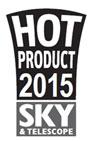 Hot Product icon 2015 - black & white