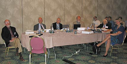 HST-JWST Transition Plan Review Panel