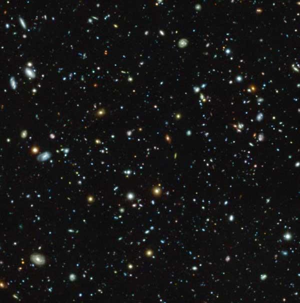 MUSE-Hubble Ultra Deep Field