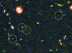 Highest-redshift galaxies