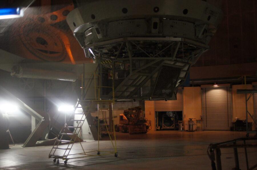 Palomar Observatory Hale Telescope