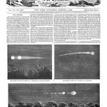 The meteor procession of July 20, 1860, was widely covered in newspapers and magazines of the day.