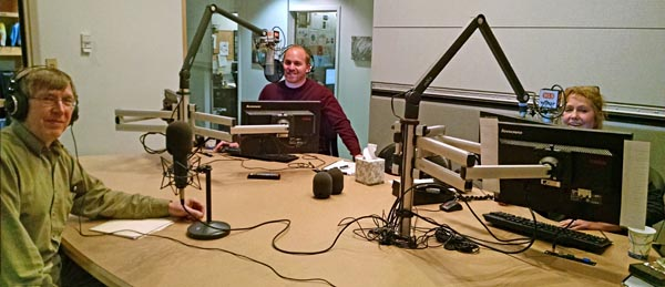 Kelly Beatty at WBUR's Here and Now