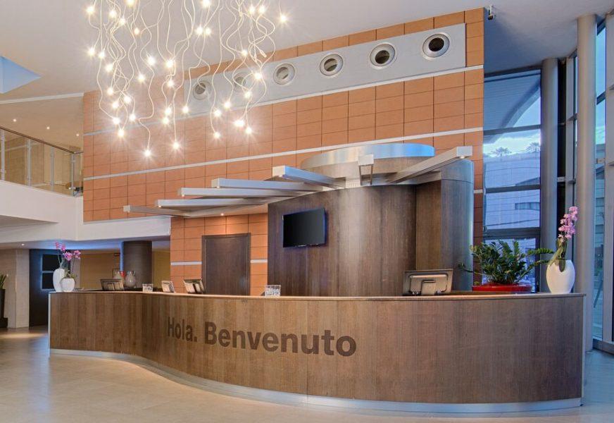 Hotel NH Padova lobby