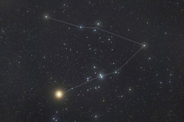 Hyades and horseshoe