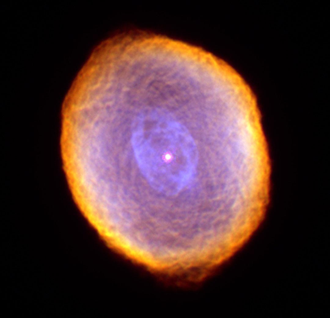 IC 418 planetary nebula