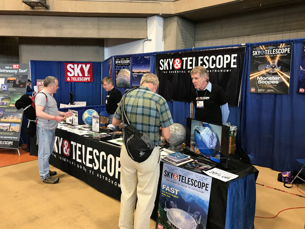 Sky & Telescope at NEAF
