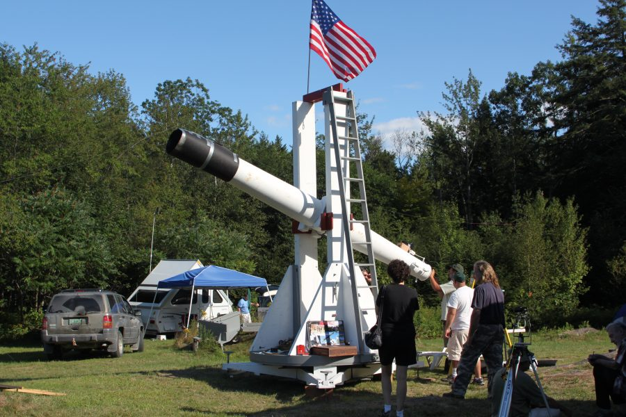 Large Telescope at Stellafane