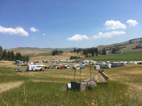 Observing Field at TMSP