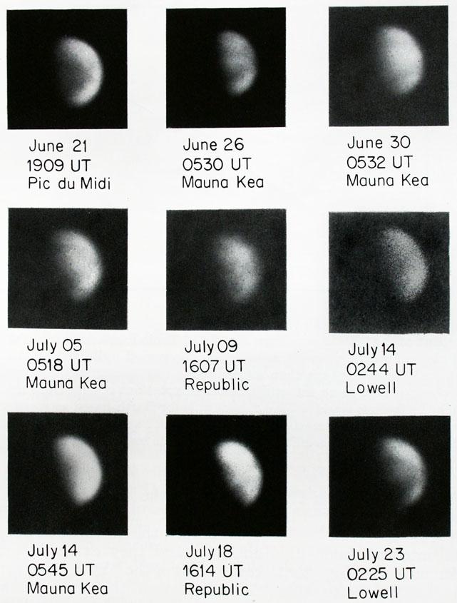 IPPP retrograde Venus sequence