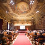 The historic hall where Galileo taught mathematics for 18 years was the venue for the IYA2009 closing ceremony.