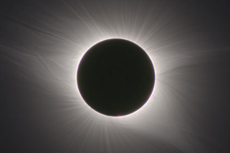 Totality on August 21, 2017