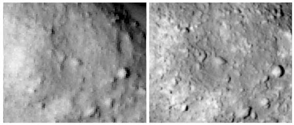 itokawa asteroid surface - photo #8