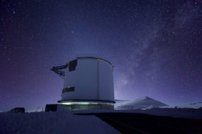The James Clerk Maxwell Telescope