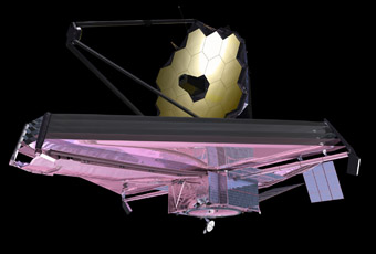 September 2009 artist conception of JWST
