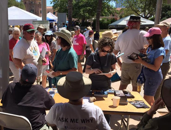 International Dark-Sky Association at Tucson's March for Science