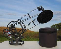 collapsible telescope