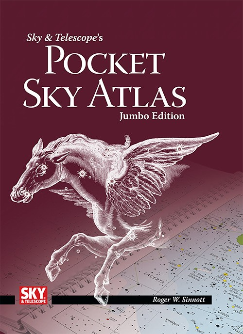 Jumbo Pocket Sky Atlas cover