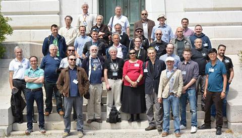 Juno pro-am workshop attendees