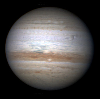 Jupiter on Nov. 16, 2010