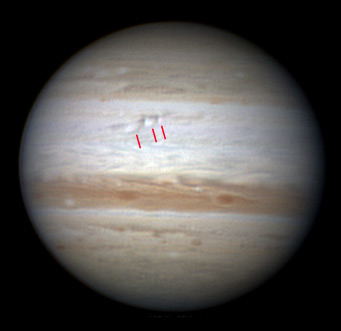 Jupiter on Nov. 17, 2010