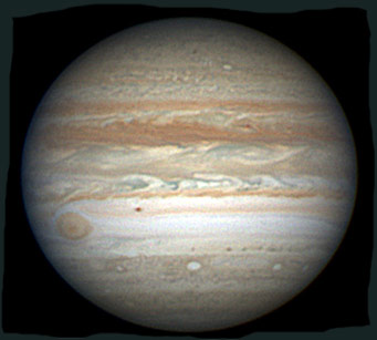 Jupiter on June 5, 2007