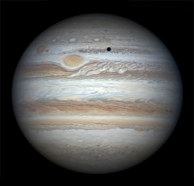 Jupiter on Dec. 10, 2012