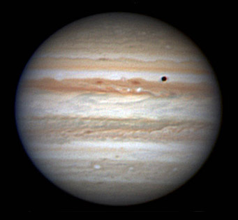 Jupiter on June 26, 2008