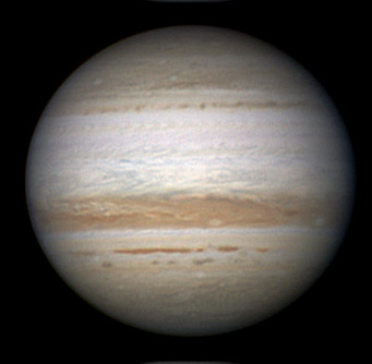 Jupiter on Nov. 3, 2010